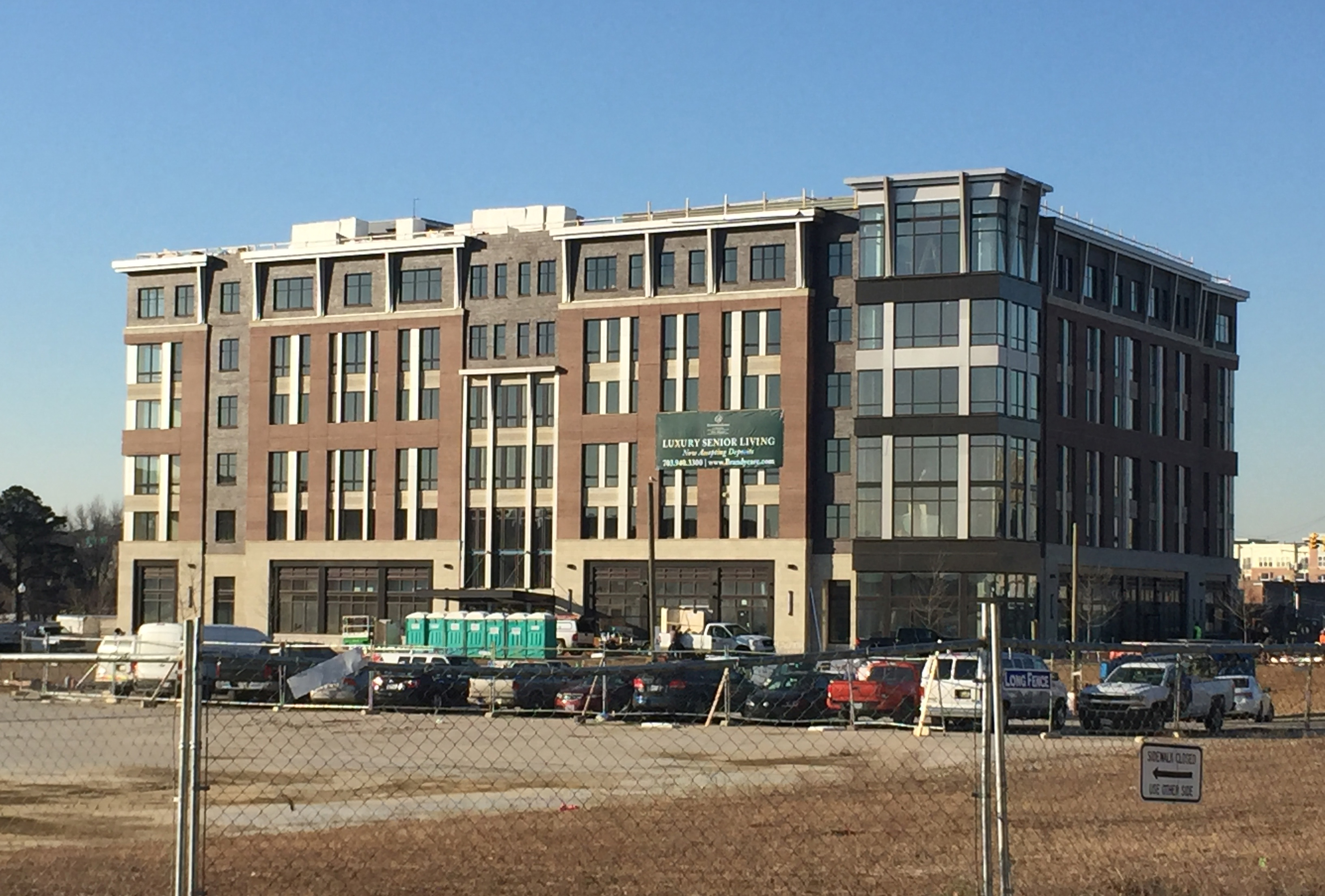 Brandywine living at alexandria receives certificate of occupancy donohoe construction company donohoe construction is one of the leading general contractors exclusively serving the washington dc metro area 1betcityfo Images