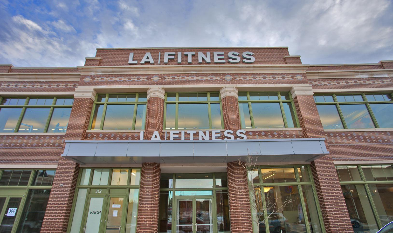 Foulger-Pratt Contracting completes 2 LA Fitness locations ...