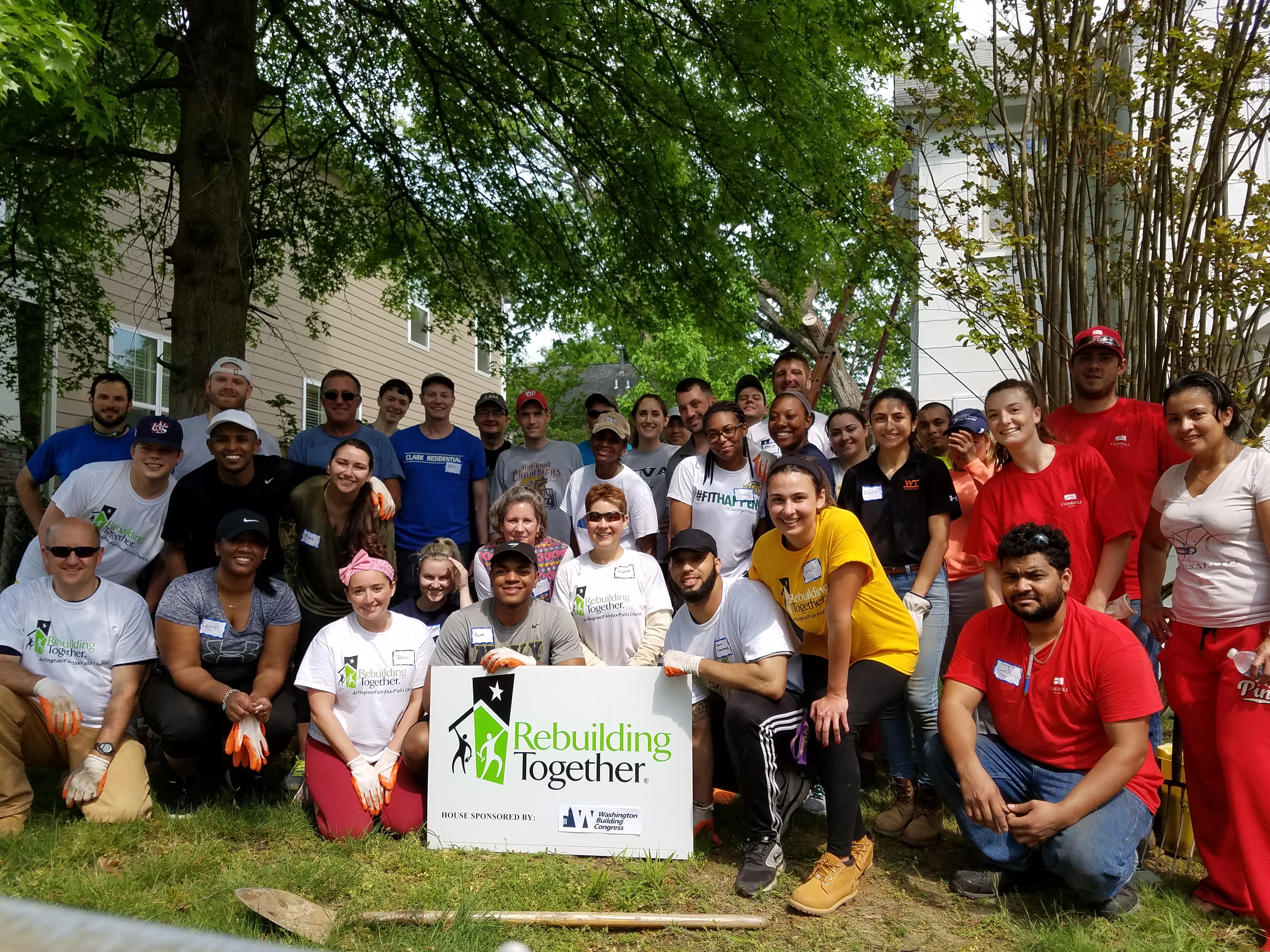Rebuilding Together Workday Washington Building Congress