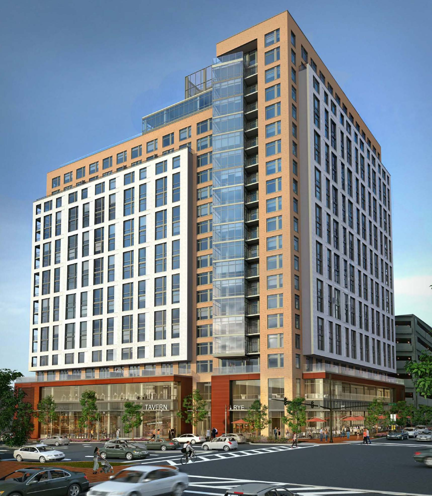Downtown Washington Dc Apartments: Lendlease Received The Notice To Proceed On The Solaire